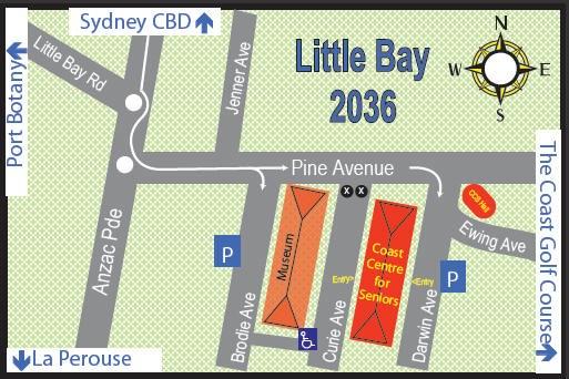 LittleBayCoastCentreMap