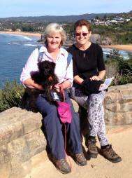 New Walks Leaders Debbie & Kathy