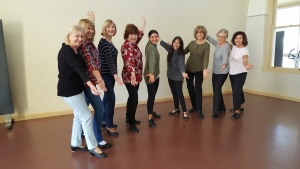 Dance classes for seniors in Sydney