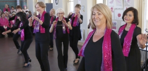 Dance classes for seniors in Sydney